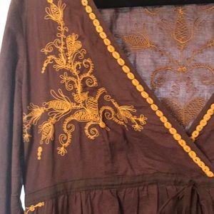 Lucky Brand Tunic-Dress